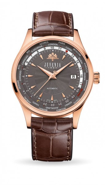 J Collection World Time